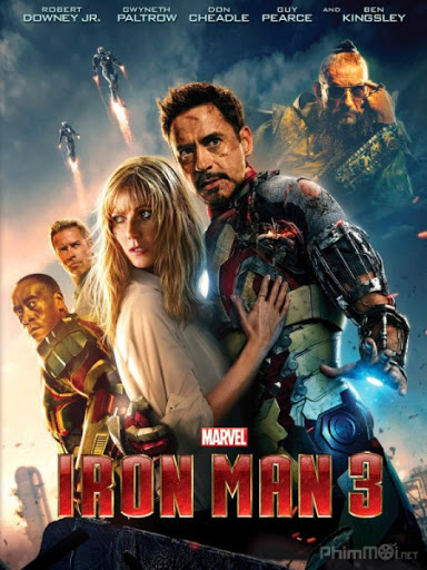 Iron Man 3 , 2013 , Movie , HD, MARVEL STUDIO ,Action, Adventure, Science Fiction
