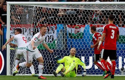 L'Equipe, EURO 2016, magyar labdarúgó-válogatott, Kleinheisler László, Szalai Ádám
