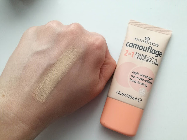 Camouflage Make up & Concealer 2in1 Essence