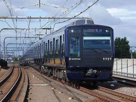 【ダイヤ改正で新設!】通勤特急 横浜行き