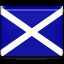 Scotland Cricket Team logo for Oman vs Scotland, 10th Match, Group B, ICC Men's T20 World Cup 2021.