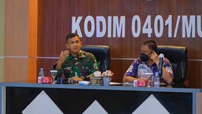 Sambut HUT TNI ke-76, Kodim 0401 Muba Bakal Gelar Skyland Criterium