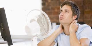 penyebab dingin pada evaporator tidak merata