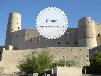 Oman siti Unesco: Forte di bahla