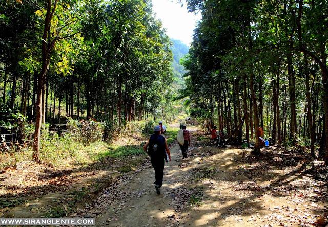 trails of Mt. Malipunyo