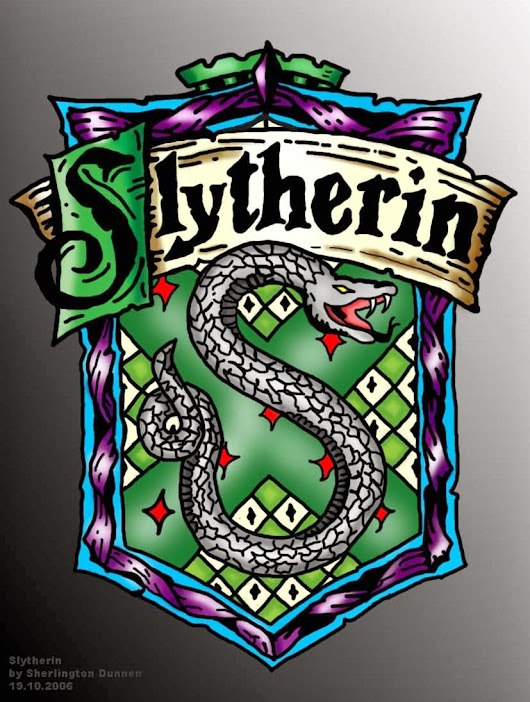 Can Slytherins Go to Heaven: A Look at Christian Ambition