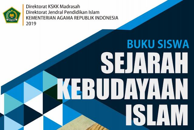 Download Buku SKI (Sejarah Kebudayaan Islam) MI Kelas 3, 4 , 5 dan 6