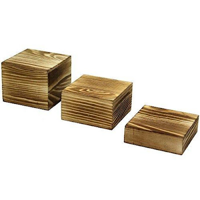 Get Wholesale Wooden Riser 3 Piece Sets at Nile Corp