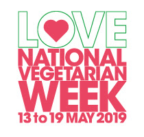 National Vegetarian Week 2019 logo