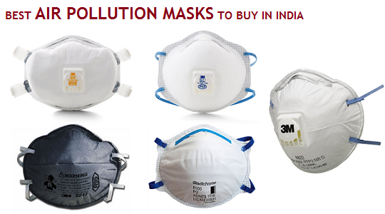 Best Air Pollution Masks and Respirator