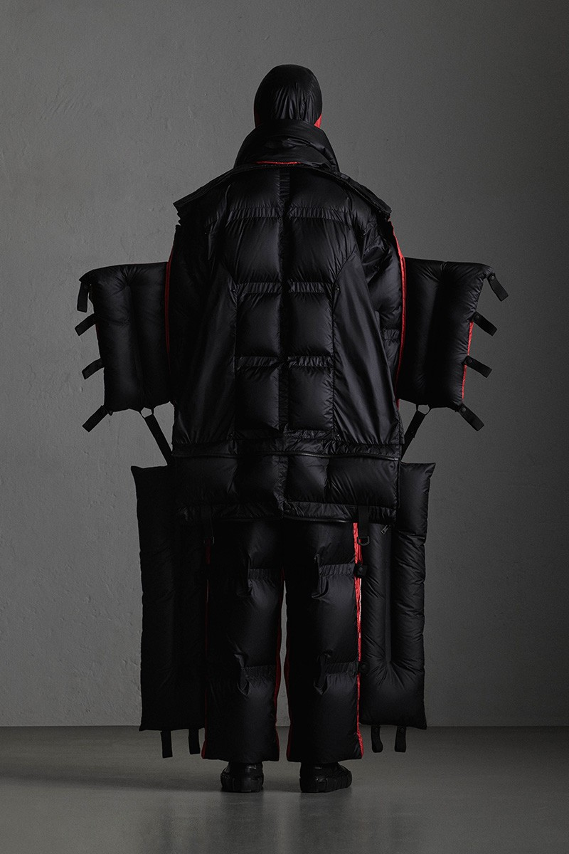Puffer Jackets as Practical Piece of Art