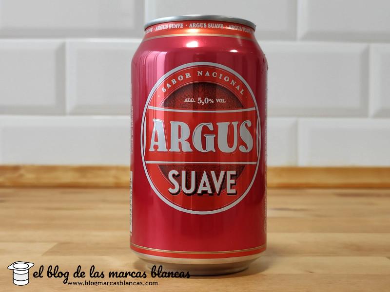 """Cerveza ARGUS """"suave"""" sabor nacional de Lidl (El Blog de las Marcas Blancas)"""
