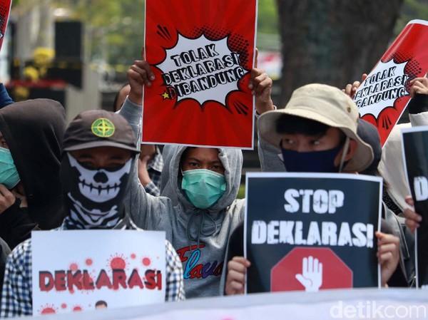 KAMI Bersiap Deklarasi, Pemkot Bandung Ingatkan Klaster Baru Corona