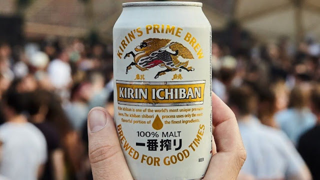 全球前十大啤酒品牌 - Kirin 麒麟啤酒
