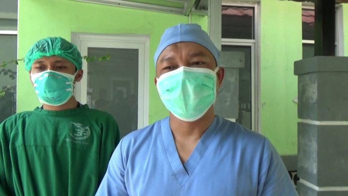 Video Tenaga Kesehatan Tolak Vaksin Covid-19 Viral