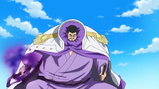 Admiral Fujitora (Isshou)
