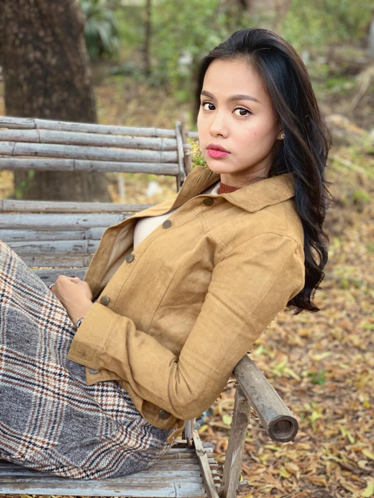 Ma Aye Thaung Fashion Diary - January 2019