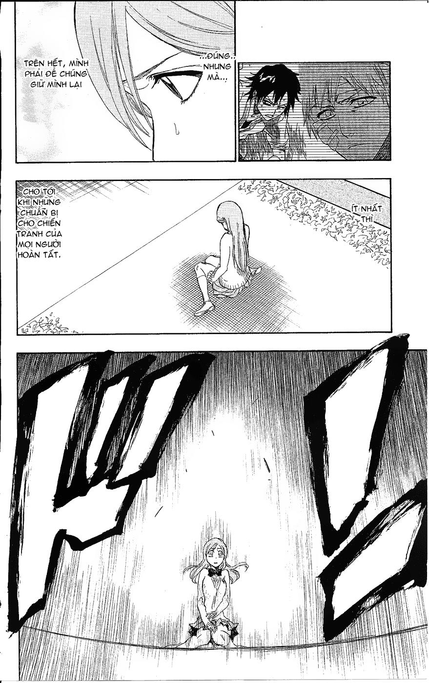 Bleach chapter 241 trang 15