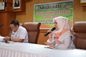 Kehumasan Sosialisasikan Forum Humas Terpadu Tentang Keterbukaan Informasi Publik