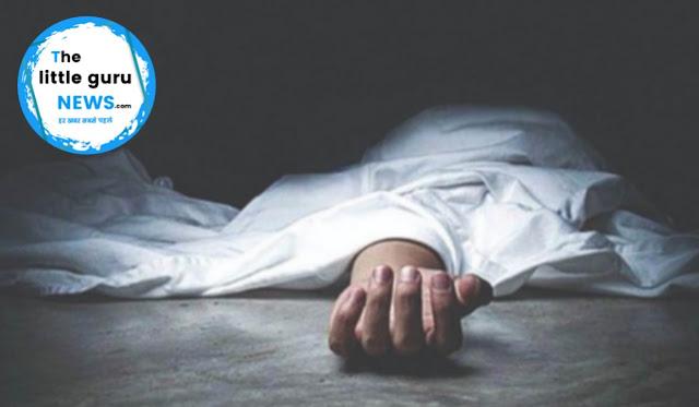 गला दबाकर विवाहिता की हत्या, पुलिस जांच में जुटी