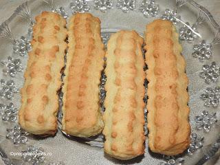 Biscuiti fragezi reteta,