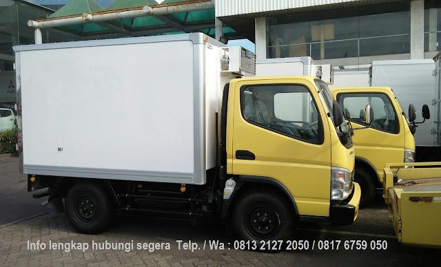 mobil colt diesel box pendingin 2019