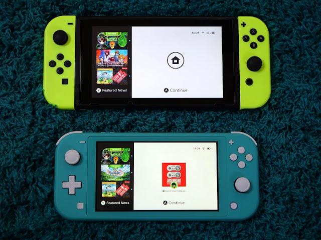 5 Perbedaan Nintendo Switch dan Switch Lite. Kamu Pilih Mana?