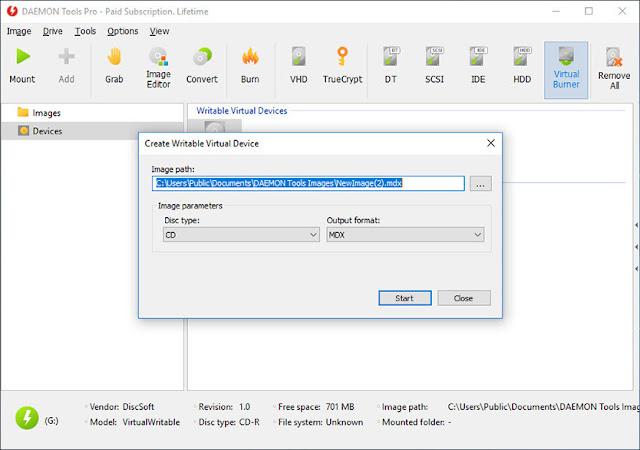 Descargar DAEMON Tools Pro Mega y Mediafire