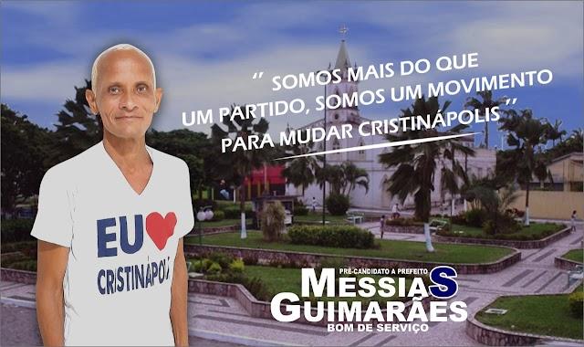 Messias Guimarães destaca apoio aos jovens caso seja eleito