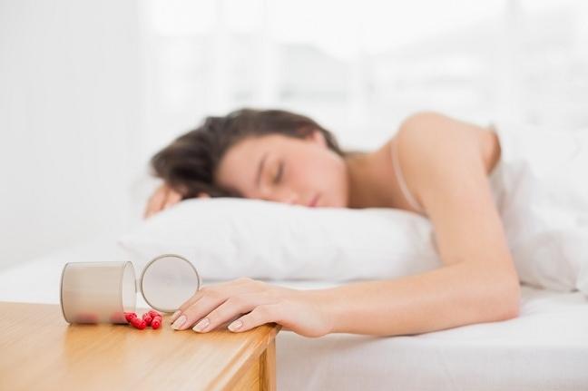 Ini Lho 14 Efek Samping Konsumsi Pil Tidur