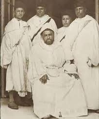 فيديو سنة 1925..احتفالات بزواج أولاد السلطان  مولاي يوسف جد الحسن الثاني طيب الله ثراهما