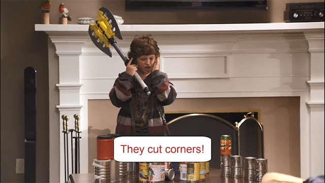 Arti Cut Corners