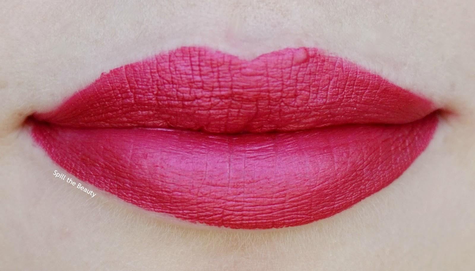 milani amore mattalic lip creme 06 mattely in love lips