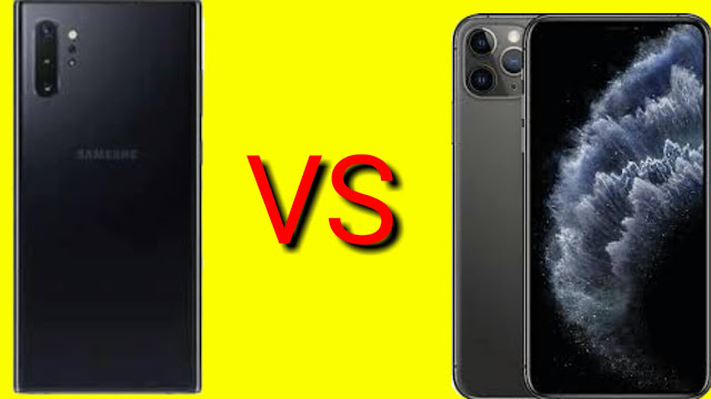 Note10 Plus and iPhone 11 Pro Max which one is the perfect Smartphone?