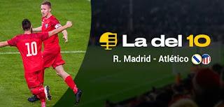 bwin promocion derbi Real Madrid vs Atletico 1 febrero 2020