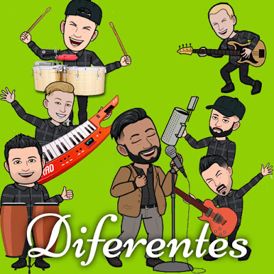 DIFERENTES - PENSAMIENTOS (CUMBIA 2019)