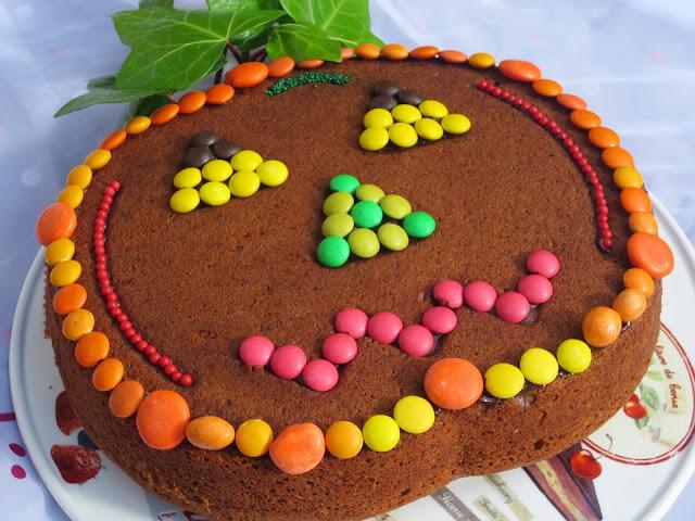 Bizcocho calabaza cake Ana Sevilla