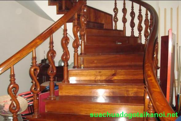 Nhận làm cầu thang mới tại hà nội