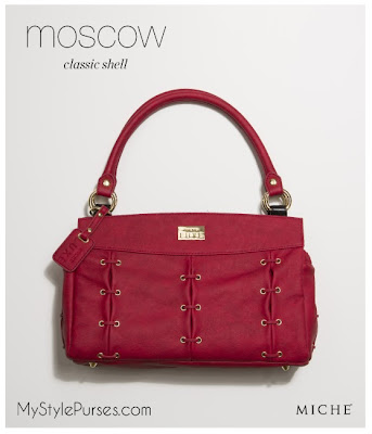 Miche Moscow Classic Luxe Shell - September 2013 - MyStylePurses.com