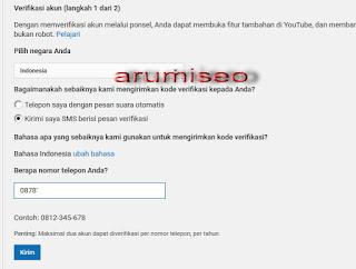 cara mudah dapatkan uang dari youtube