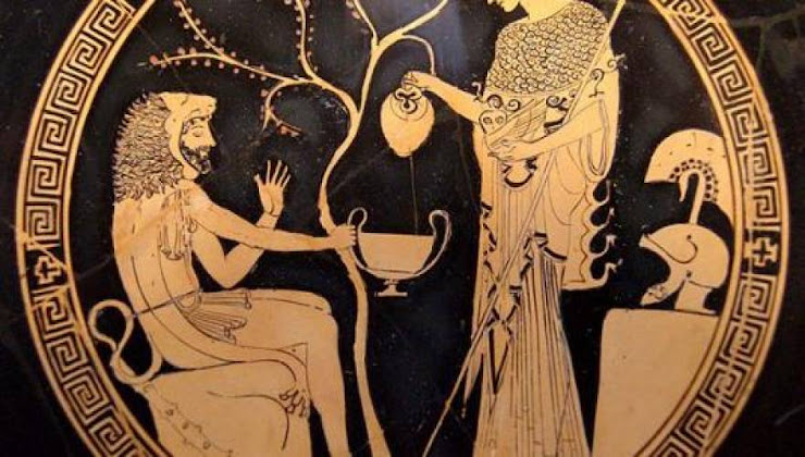 Ancient Greece: See what people ate in Minoos