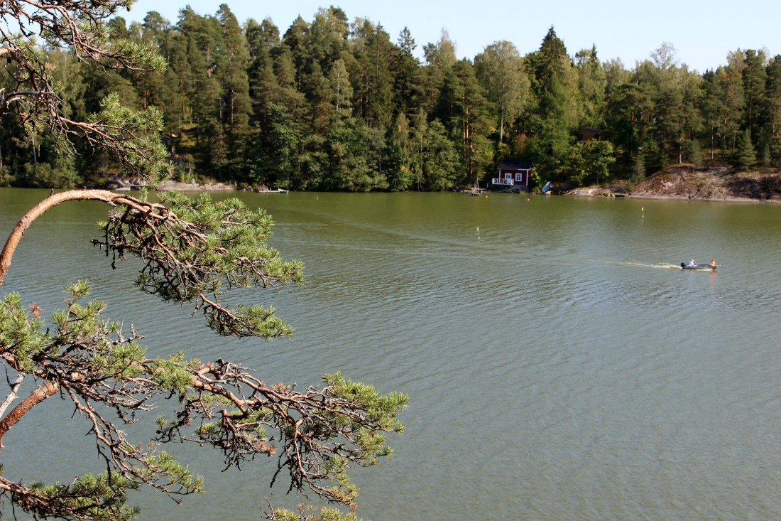 Sarvikallio, Tuusula, Tuusulanjärvi, Rouva Sana