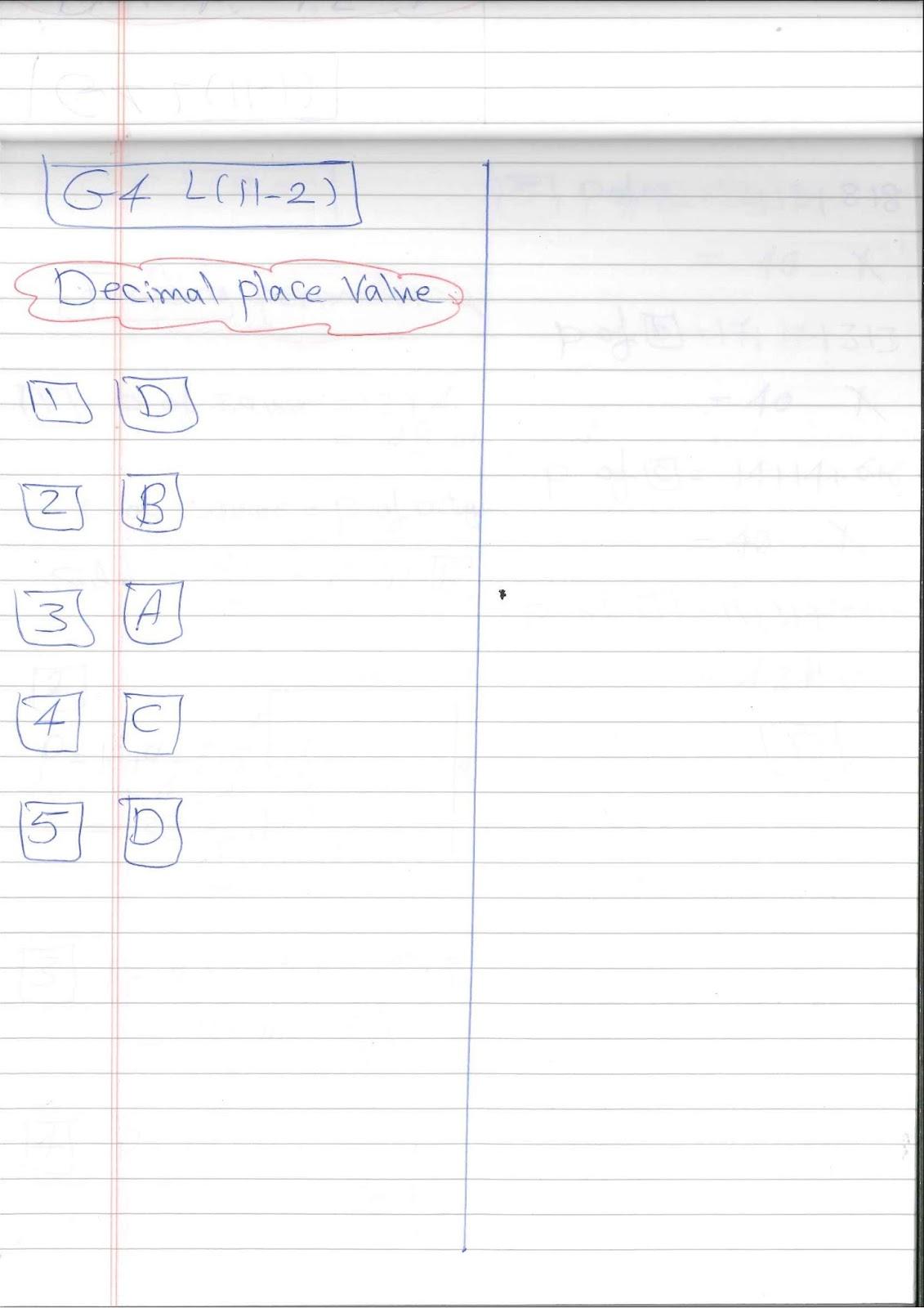 G4 Worksheets Easy Math