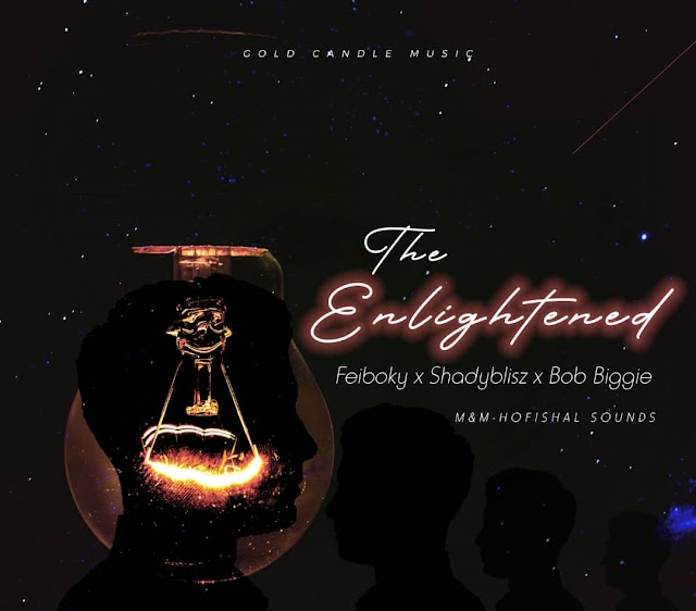 MUSIC: Feiboky - The Enlightened ft. Shadyblisz X Bobbiggie IG ( + Lyrics)