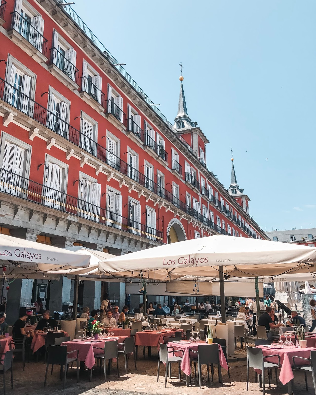 Weekend in Madrid, Madrid tips, Madrid hotspots, copyright Eline Rewinkel
