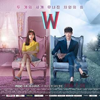 Sinopsis, pemain, genre Drama Korea W - Two World