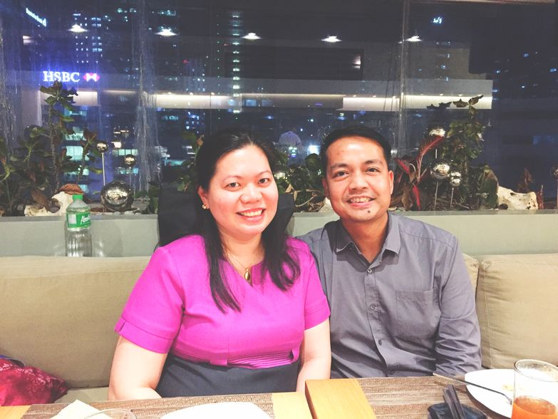 Dinner date at F All-Day Dining in F1 Hotel