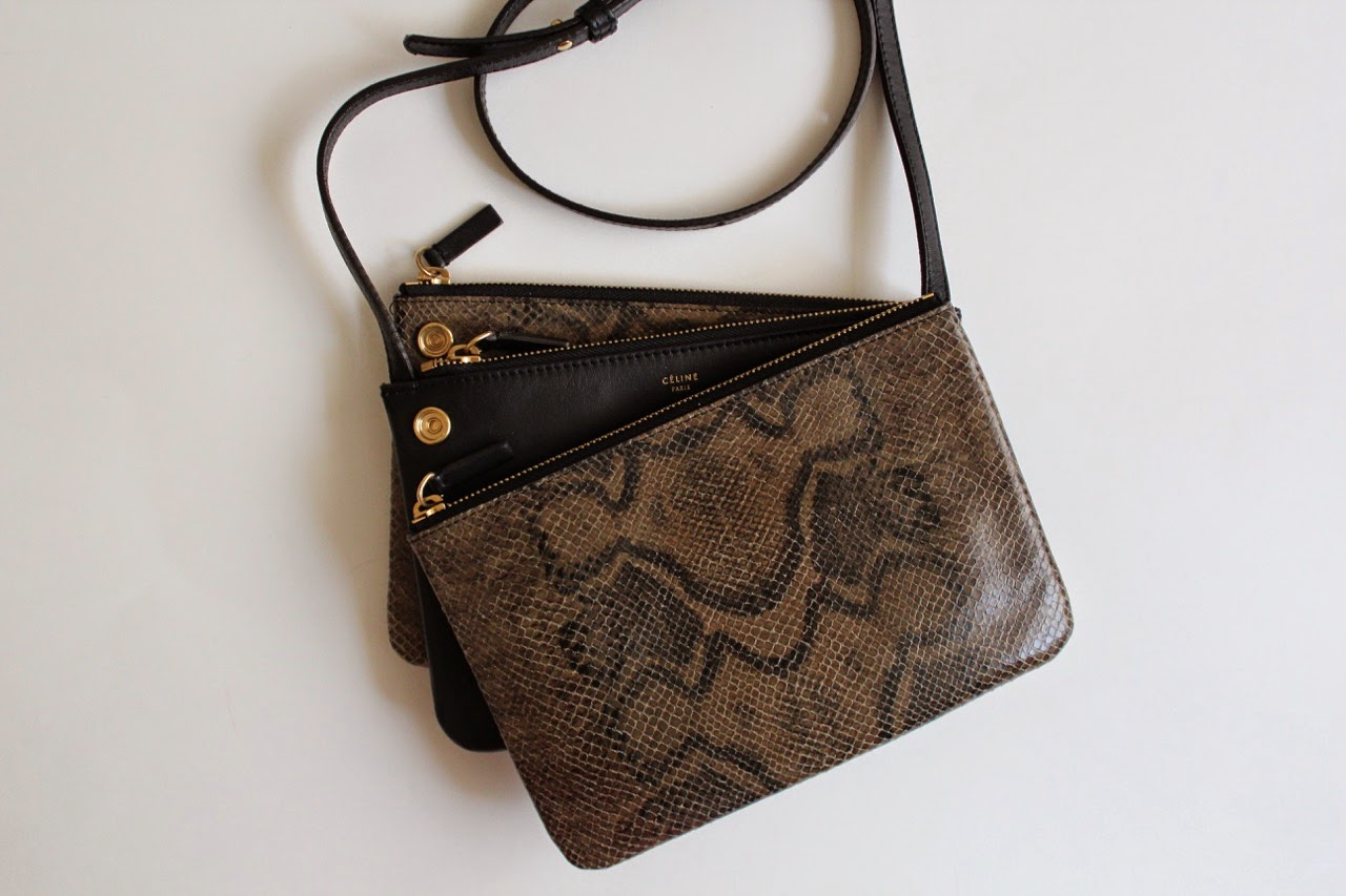 2767b06192bb REVIEW  CELINE Trio in Python Black - missjesf.