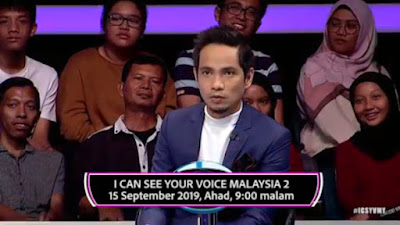 [LIVE] I Can See Your Voice Malaysia Musim 2 Minggu 13 (8.9.2019)