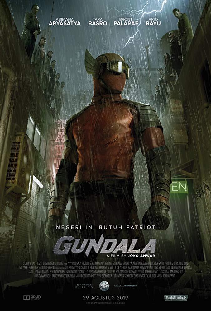 Review Filem Gundala